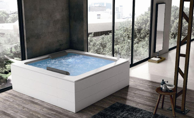 Minimalist Bathtub Design 2016