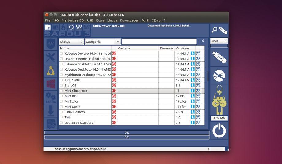 SARDU multiboot builder in Ubuntu