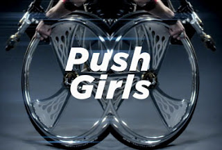 Push Girls graphic from Sundance Channel webpage