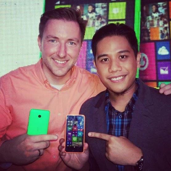 Nokia Lumia 630, Nokia LUmia 630 Philippines, Mark Milan Macanas, Karel Holub