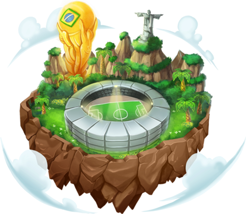 Dragon city World Cup Event
