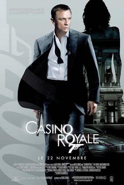 Điệp Viên 007: Sòng Bạc Hoàng Gia - 007: Casino Royale (2006) Poster