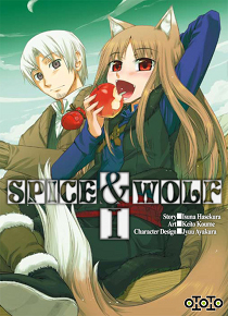 Spice & Wolf tome 1