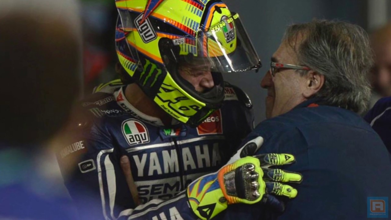 Motogp Manager Pernat Valentino Rossi Already Has A Contract For