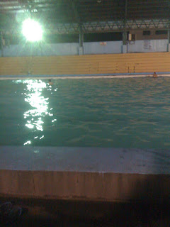 Marikina Sports Park Swimming Pool