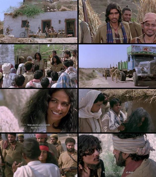 Bandit Queen 1994 Dual Audio Hindi 720p BluRay 999mb