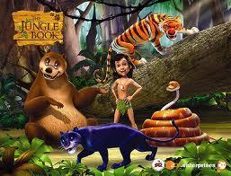 Orman Kitabı Minika Oyunu