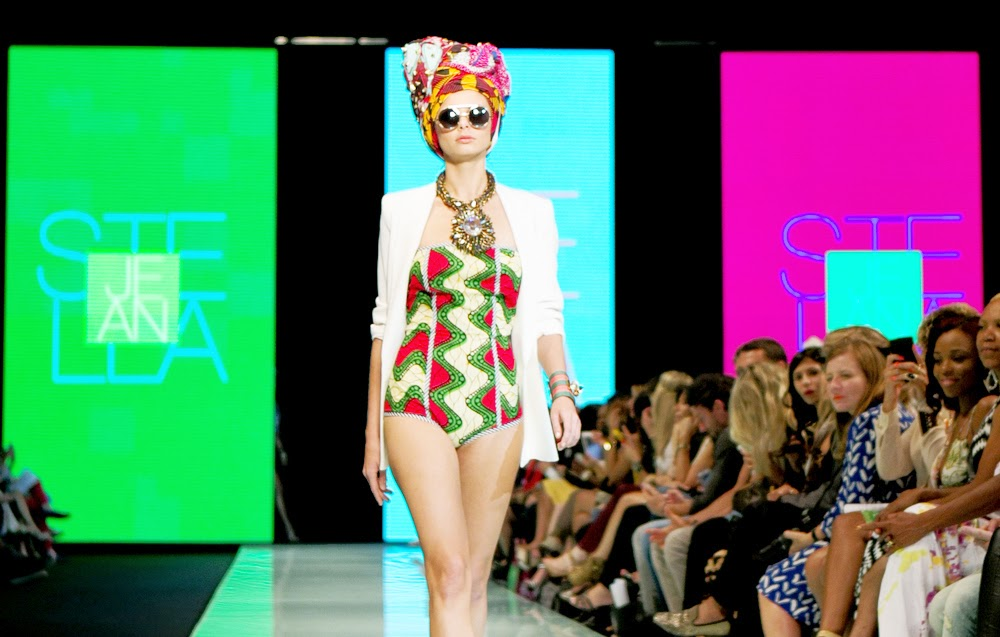 In exclusive: Stella jean, 'I enjoyed the beachwear experience at Miami Fashion Week'