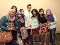 Jericho Rosales with EchoMsia Ladies