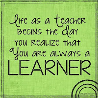 quote about teachers being learners