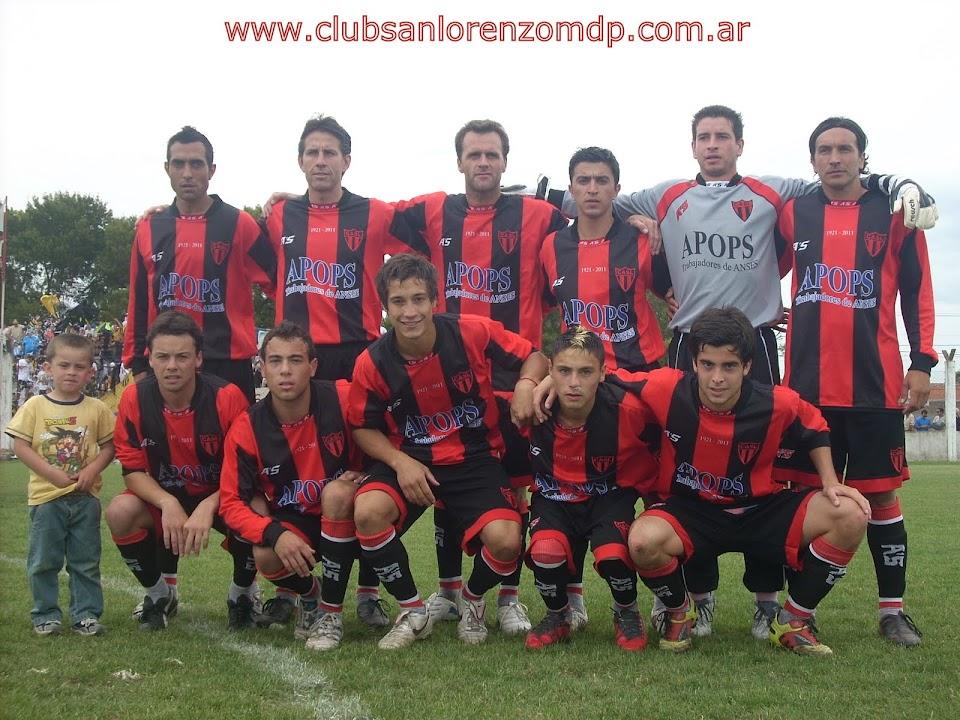 San Lorenzo 0 - Deportivo Norte 2