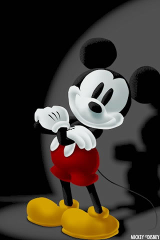 Funny Picture Clip Very Cool Cartoon Wallpaper Mickey Mouse