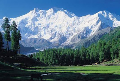 Nanga Parbat Pakistan Beautiful Mountain