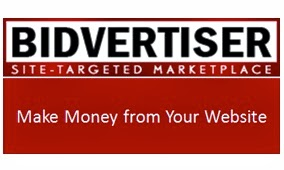 Earn Money from bidvertiser