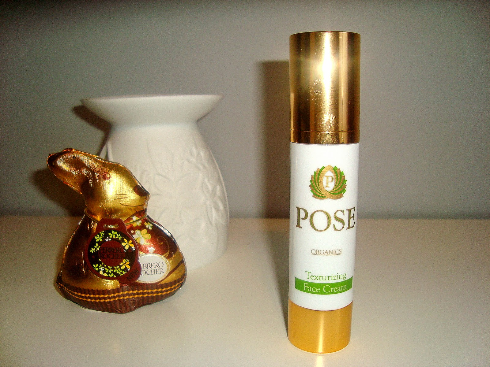 POSE Organics Texturizing Face Cream