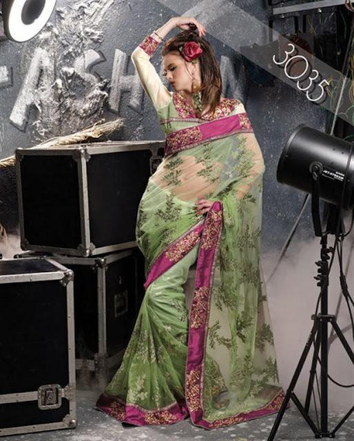 Saree Designs Fashionable Patterns