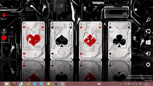 Poker Theme For Windows 7 And 8