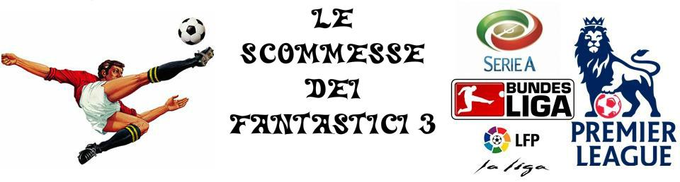 LE SCOMMESSE DEI FANTASTICI 3
