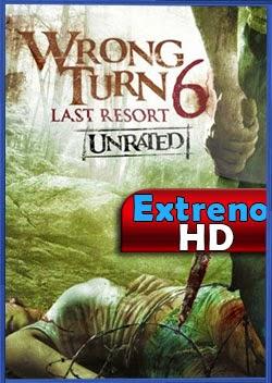 Camino Hacia el Terror 6 2014 | DVDRip Latino HD Mega