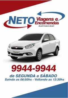 Neto Viagens e Encomendas 9944-9944