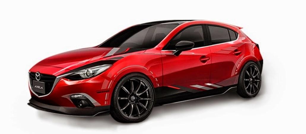 Perusahaan Mazda Menluncurkan Dua Versi Balap