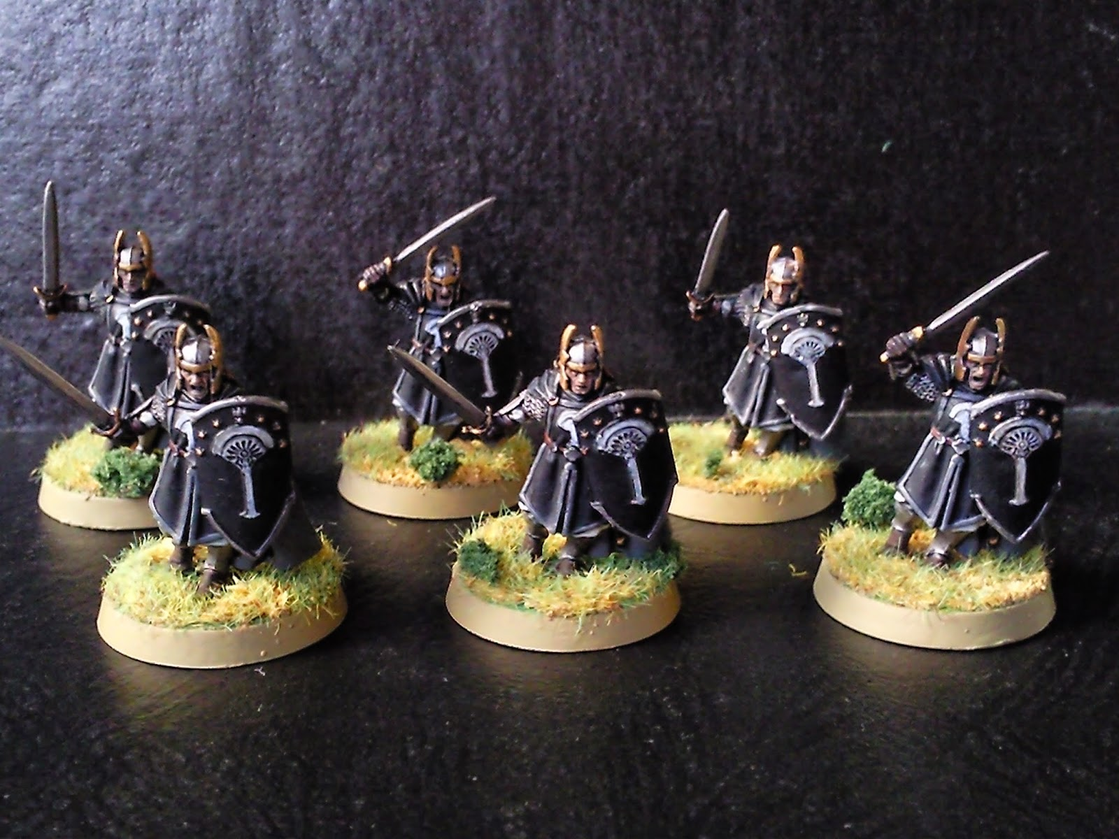 Lord Of The Rings Warhammer Gnodor