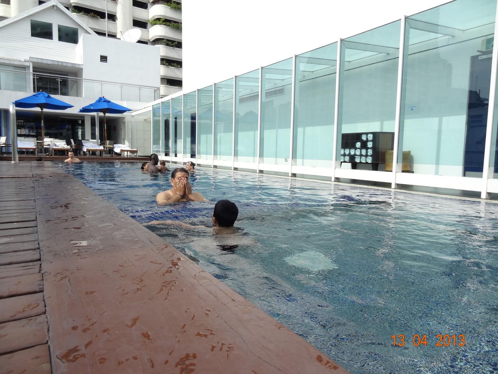 Hotel Review Dream Hotel Bangkok Thailand