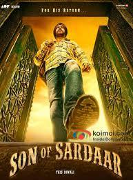 Đứa Con Của Sardaar - Son Of Sardaar