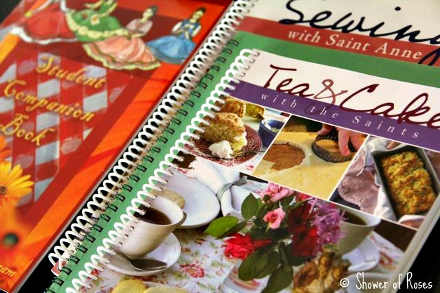 Shower of Roses: Our Curriculum Plans :: 2012-2013
