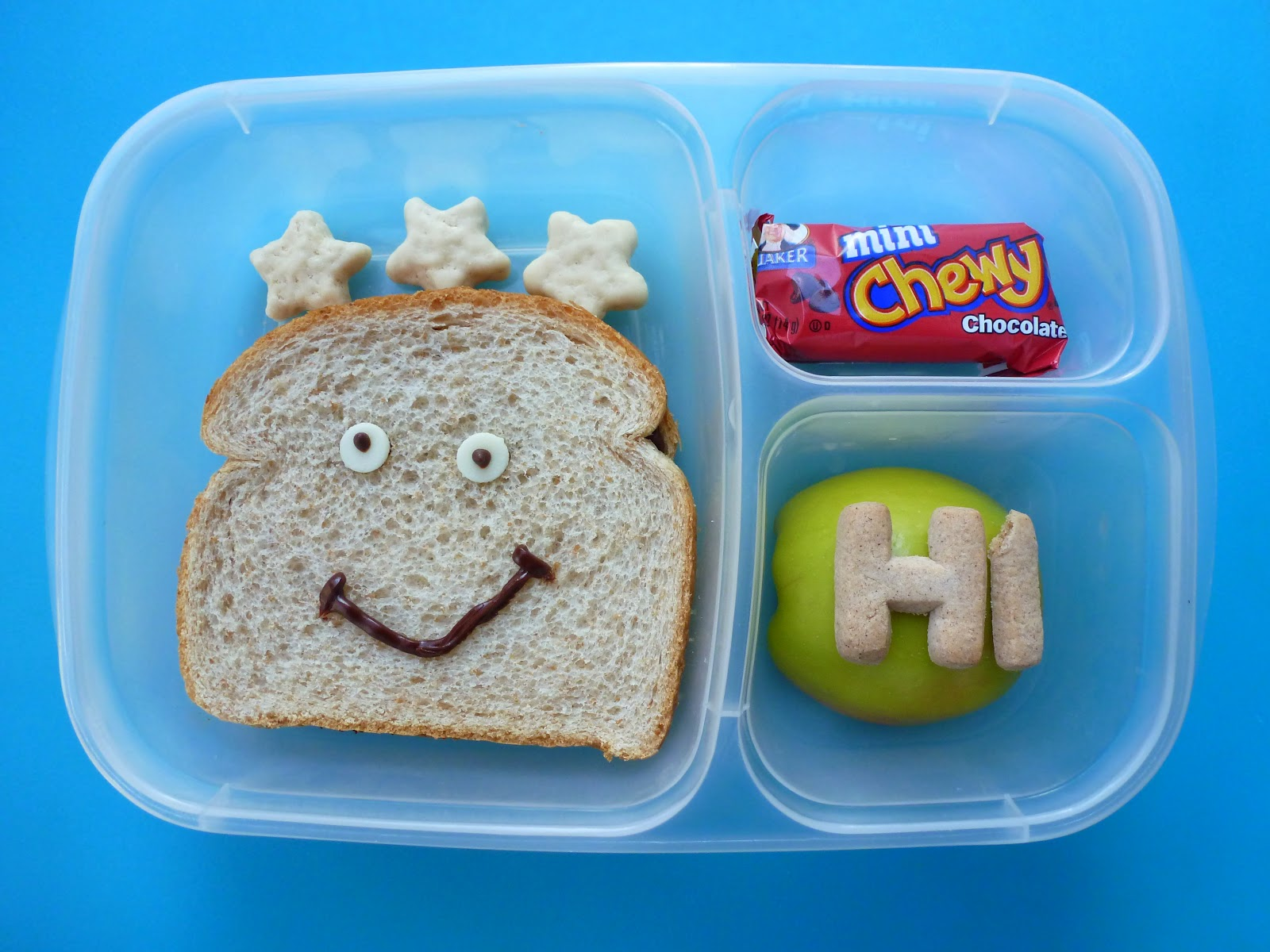 Mamabelly\'s Lunches With Love: March 2012