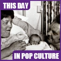 "The first ""test tube"" baby was born on July 25, 1978."