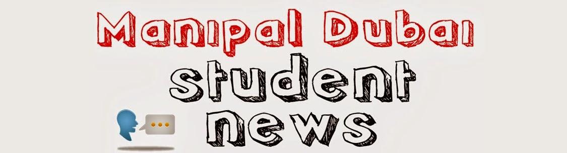 Manipal Dubai Blog
