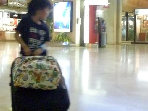ジャカルタ スカルノハッタ空港