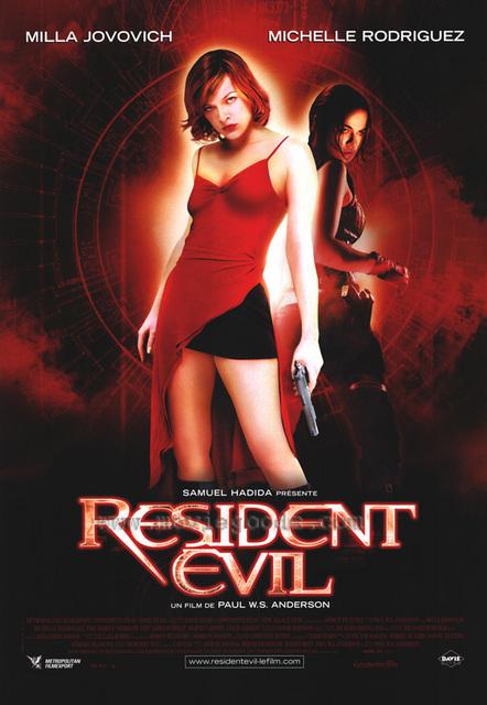 Xác Chết Hồi Sinh - Resident Evil - 2002