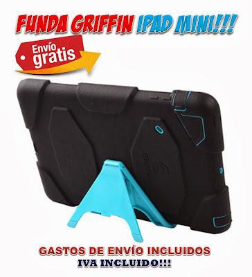 funda Griffin iPad Mini