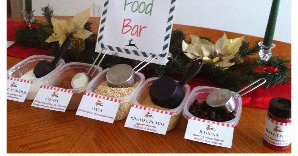 It S A Mom S World Reindeer Food Bar