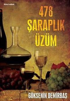 478 Şaraplık Üzüm ''Göksenin Demirbaş''