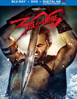 300 Rise of an Empire Blu-Ray and DVD Combo