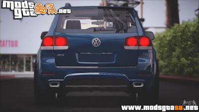SA - Volkswagen Touareg R50 2008