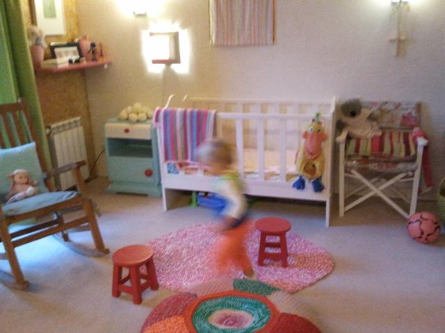 Ideas para decorar un cuarto infantil. El cuarto del bebé. - PUERTA ...