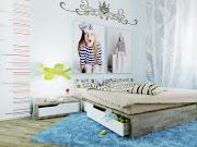 Habitaciones de Chicas Lindas sala de ninas blanco marron