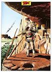 La colección de Tex en imágenes por Claudio Villa - (números 70 al 87)