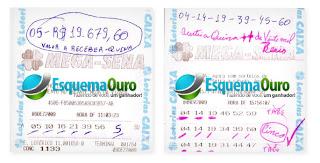 tutoriais Download   Esquema Ouro Mega Sena