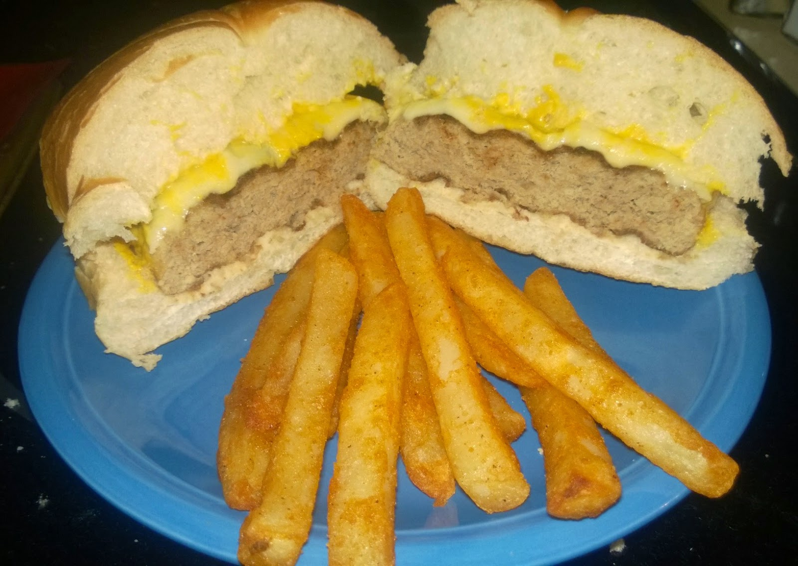Working Through Naptime: My Favorite Turkey Burgers