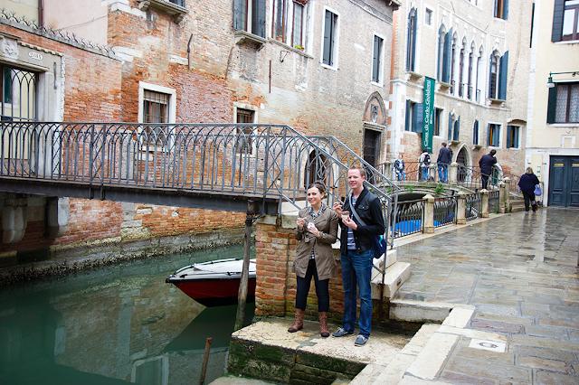Gelato in Venice, Italy