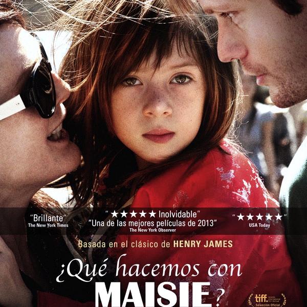 Qué hacemos con Maisie? (2012)