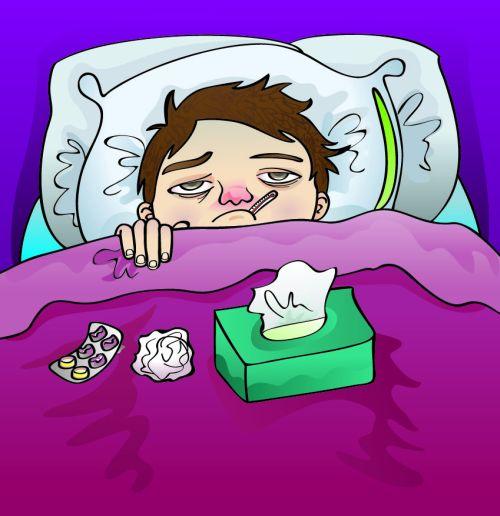 Nie lekceważcie przeziębienia