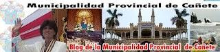 Blog de la Municipalidad Provincial de Cañete