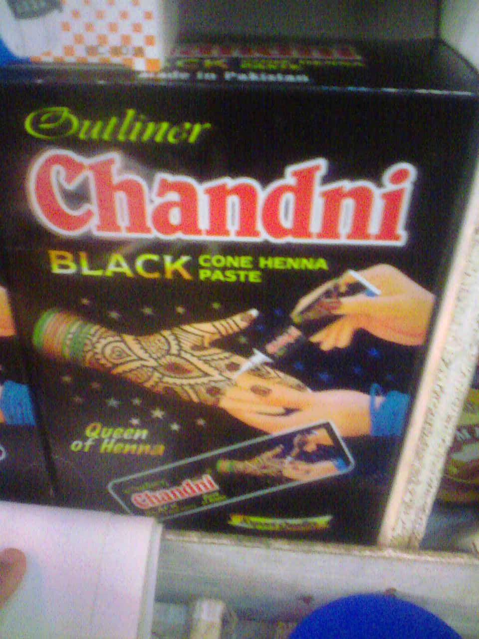 MACHFUD PARFUMS Henna Chandni
