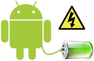 Gambar Inilah tips cara menghemat baterai android
